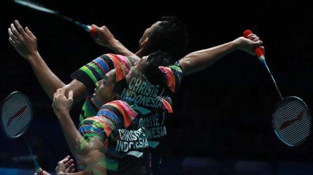 Jonatan Christie Melaju ke Final Selandia Baru Terbuka 2019