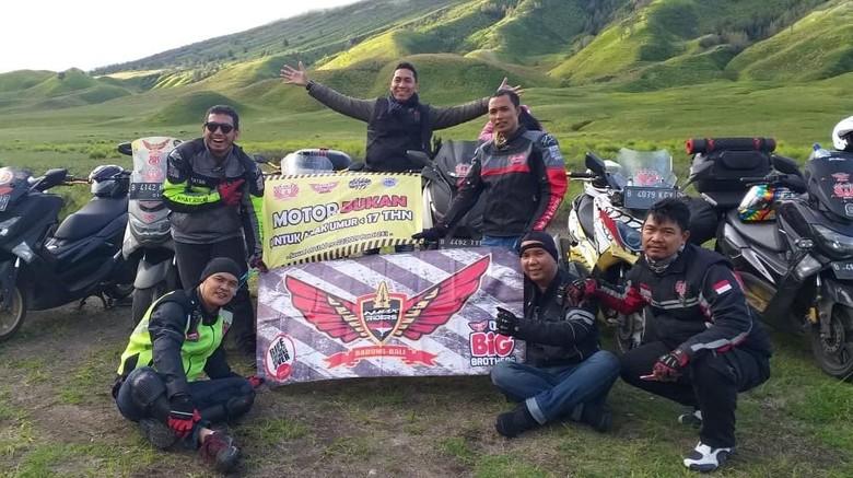 Foto: dok. NMAX Riders Bekasi