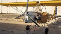 Pesawat Kayu