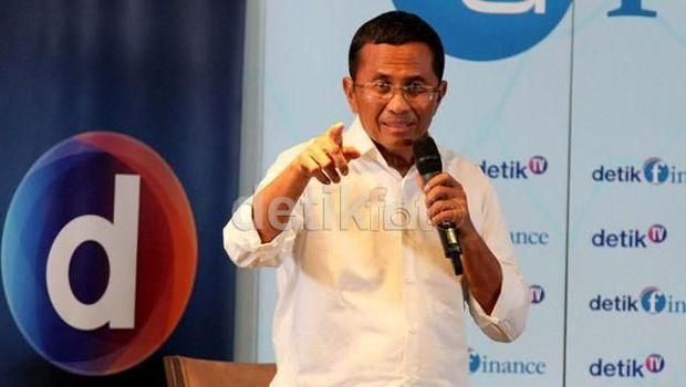Dahlan Iskan: Direktur Keuangan Garuda Pintar Sekali!