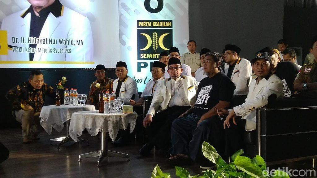 Target PKS: Raih 20 Persen di Pileg dan Tumbangkan Jokowi di Pilpres