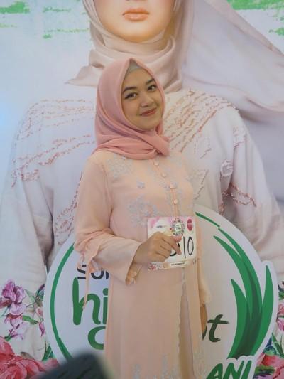Audisi Sunsilk Hijab Hunt 2019 Bandung Foto: Foto: Hestianingsih/Wolipop