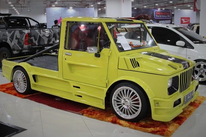 88 Koleksi Modif Mobil Kijang Doyok HD Terbaik