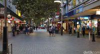 Tempat belanja di Perth (Masaul/detikcom)