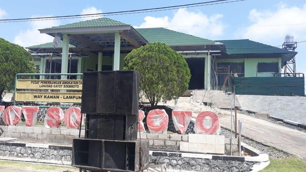 Satu Lagi Bandara Baru Dibuka di Lampung