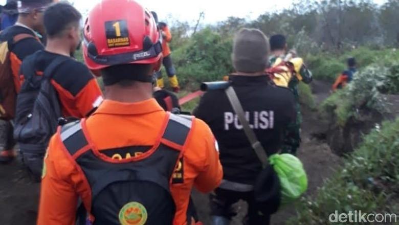 Pendaki Remaja Asal Sulawesi Tenggara Meninggal di Gunung Sumbing