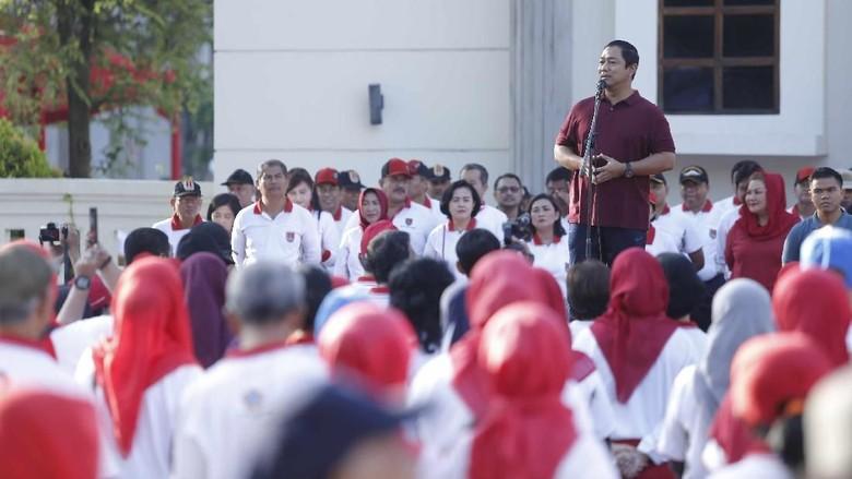 Wali Kota Semarang Puji Peran Lansia dalam Konsep Bergerak Bersama