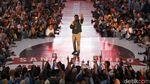 Sandiaga Sapa Milenial di Medan YES 2019