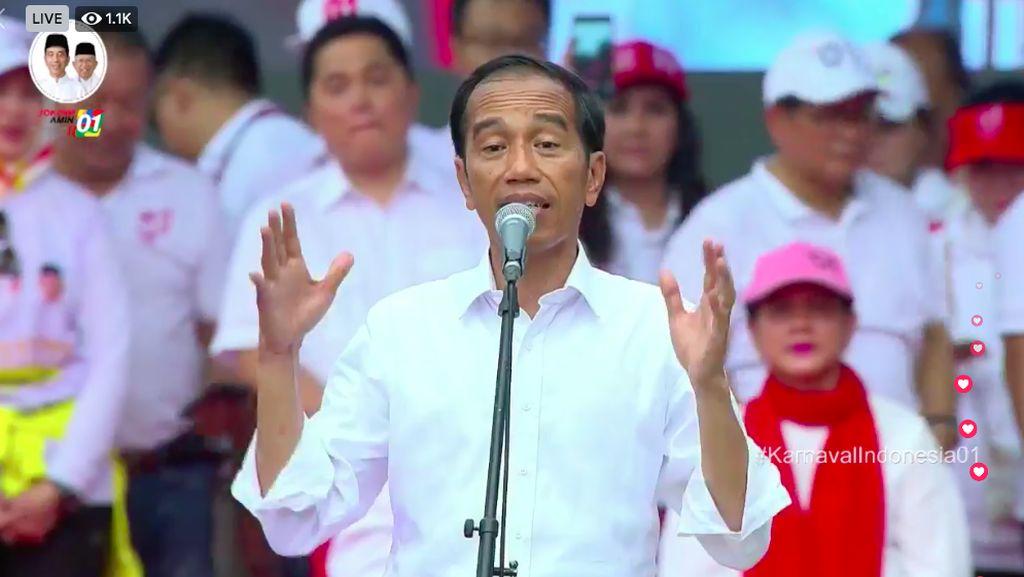 Debat Kelima, Jokowi akan Pamer Angka Kemiskinan