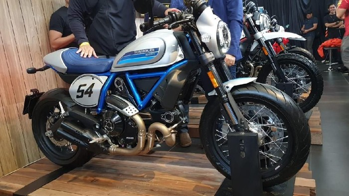 4 motor baru Ducati