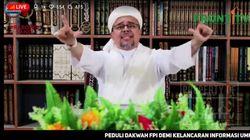 Tafsir Revolusi ala Habib Rizieq Bergulir Panjang
