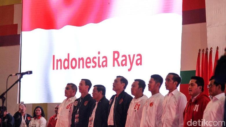 Deklarasi Komunitas Olahraga dan Atlet Pro-Jokowi