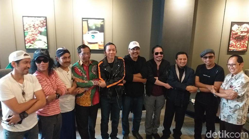 Slank, Mahfud MD dan Yusuf Mansur Malam ini Ngaji Kebangsaan di Surabaya