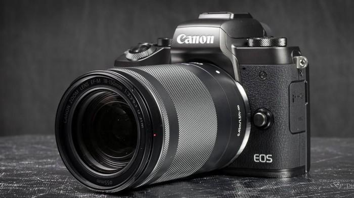 Lensa Canon EF-M 18-150mm. (Foto: istimewa)