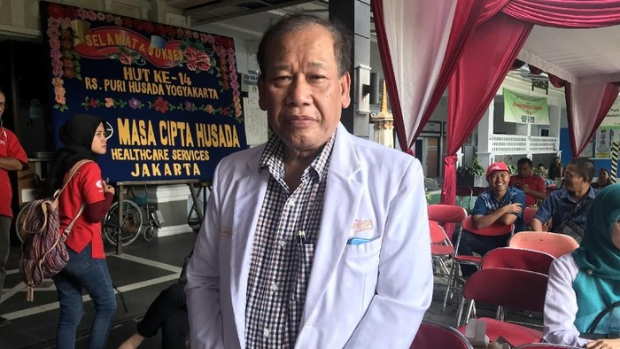 Prof. Dr. Suhardjo/ Foto: Robi Setiawan/detikcom