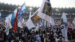 Momen Pidato Politik Sandiaga Saat Kampanye Akbar di GBK