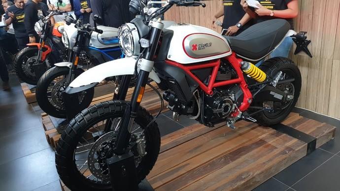 4 Motor Scrambler Ducati untuk Orang Indonesia