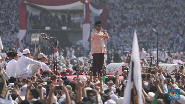 Tiga Kartu Sakti Jokowi vs Kritikan Prabowo