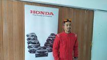 Kembali ke Sirkuit, M Fadli Tetap Fokus ke Balap Sepeda