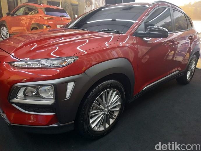 Wajah Hyundai Kona yang Siap Hadang Honda HR-V Cs di Indonesia