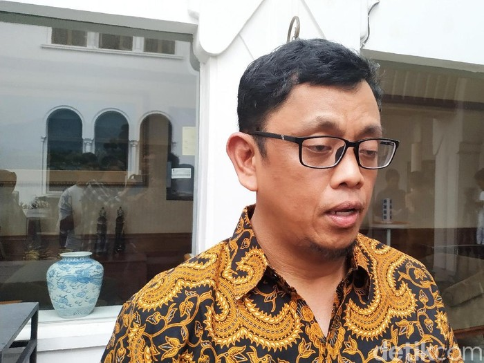 Ketua Bawaslu Jabar Abdullah Dahlan (Mukhlis Dinillah/detikcom)