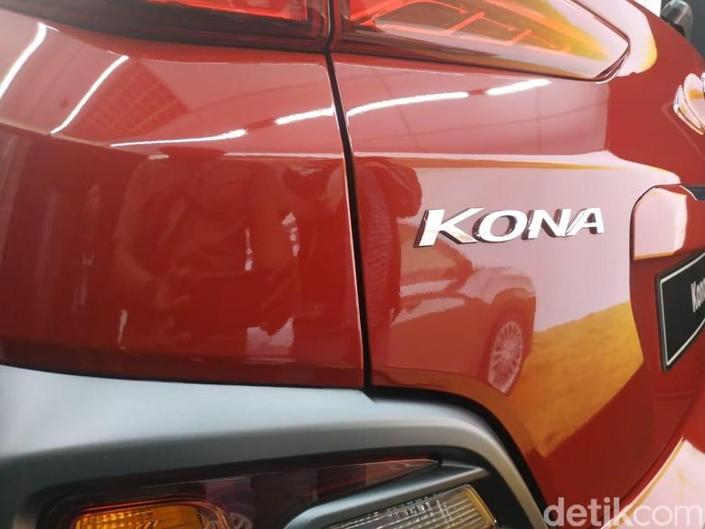 Hyundai Kona. Foto: Ridwan/detikOto