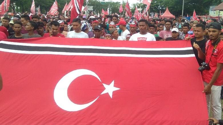 Perolehan Kursi Turun, Caleg Partai Aceh Dinilai Kurang Pengaruh