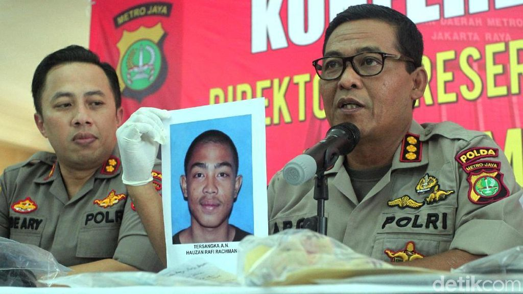 Kronologi Penjambretan Maut Mahasiswi Driver Ojol di Rasuna Said