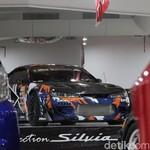 Nissan Silvia Mona Lisa Tokyo Drift