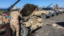 Konflik di Libya Meningkat, 21 Orang Tewas