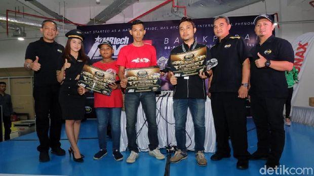 Pemenang Automodified MBTech 2019 seri Balikpapan 2019