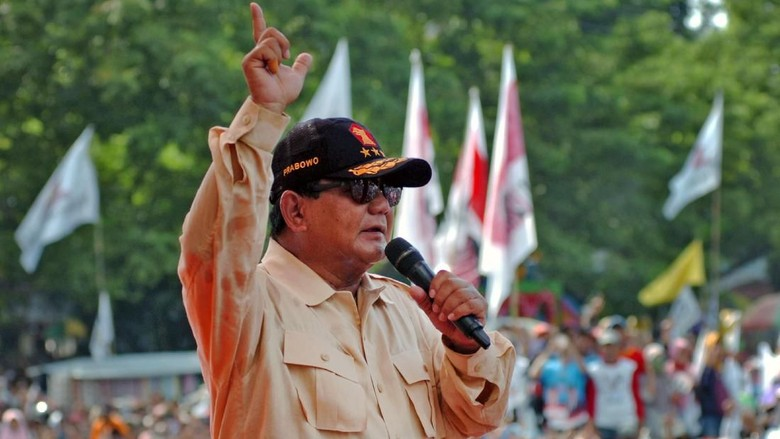 Prabowo: Pemilu Belum Mulai Aja Sudah Ada yang Nyoblos di Luar Negeri!