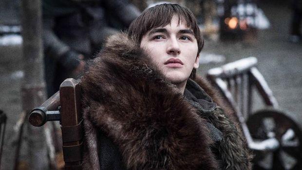 Bran Stark disebut-sebut sebagai White Walker.