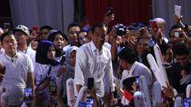 Kampanye di Kalteng, Jokowi Pamer Perluasan Bandara Tjilik Riwut