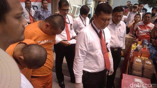 Caleg DPRD Kota Bandung Ditangkap Gegara Sabu-sabu