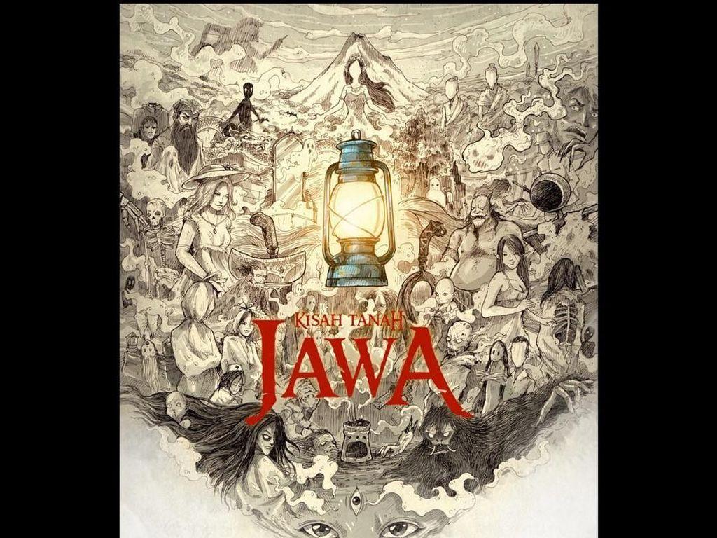 Makin Menghantui, Jagad Lelembut Jadi Buku ke-2 Kisah Tanah Jawa