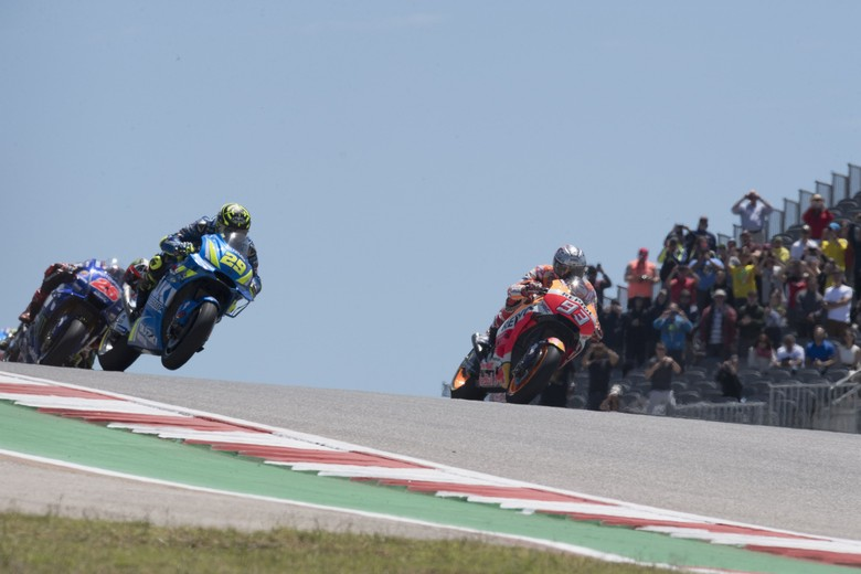 Motor MotoGP. Foto: Getty Images/Getty Images
