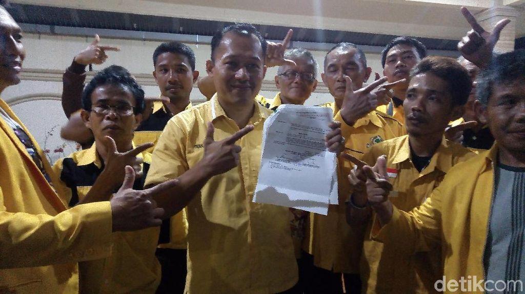 Eks Ketuanya Belok ke 02, Kader Golkar Wonosobo Diklaim Solid ke Jokowi