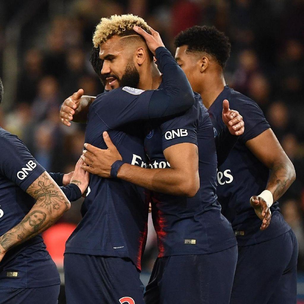 Paris Saint Germain Juara Liga Prancis