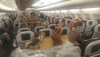 Bawa Elang ke Kabin Pesawat, Amankah Buat Penumpang?