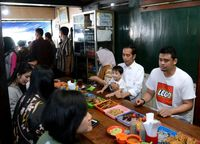 Ayam Goreng hingga Sate Kere, 5 Sajian Favorit Jokowi di Solo