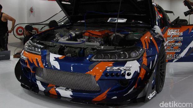 Mesin Nissan Silvia S15