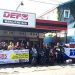 Pencinta Motor 250 cc Ngumpul Bareng Ngobrol Soal Ban