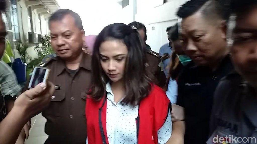 Jelang Sidang, Vanessa Angel Minta Dibawa ke Rumah Sakit karena Sinus