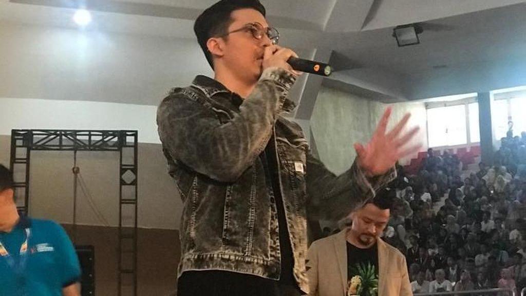 Punya Usaha Oleh-oleh di Medan, Irwansyah: Modalnya Berjemaah