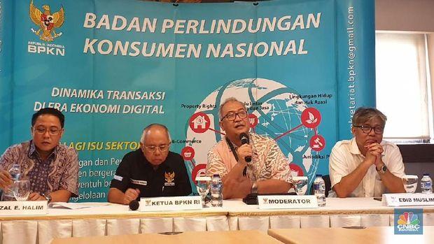 Kuartal I-2019, Konsumen Paling Banyak Keluhkan Perumahan
