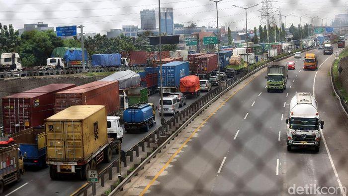 Tol Jakarta-Cikampek/Foto: Agung Pambudhy