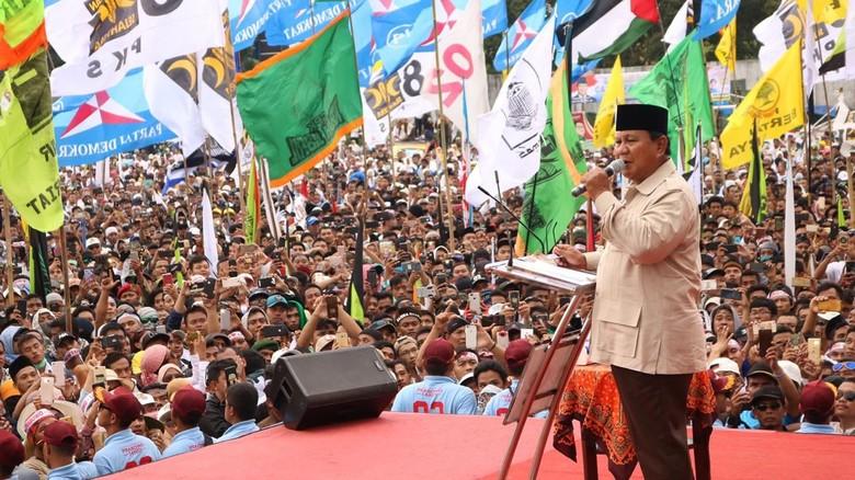 BPN Nilai Tak Ada Beda Prabowo dan KPK soal Kebocoran Anggaran