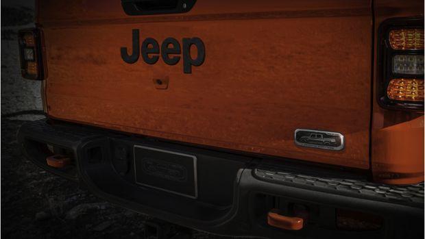 Jeep Gladiator Launch Edition,