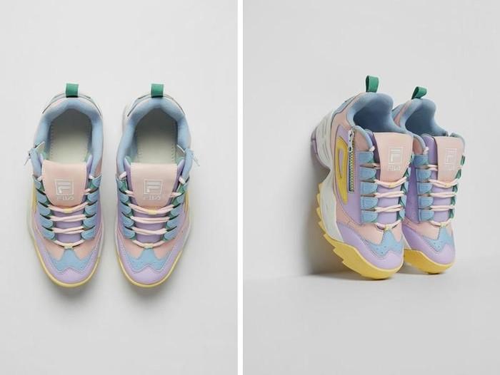 Sneakers Fila Disruptor 3 (Foto: Dok. Fila)